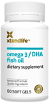 Image for Omega 3 DHA Fish Oil