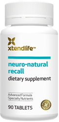 Image for Neuro Natural Recall Bottle
