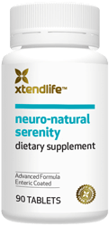 Image for Neuro-Natural Serenity Bottle
