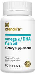 Image for Omega 3 / DHA Fish Oil Bottle