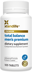 Image for Total Balance Men's Premium Bottle