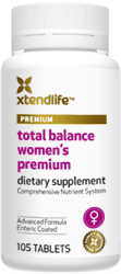 Image for Total Balance Women's Premium Bottle