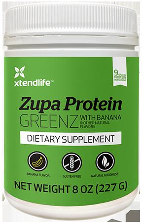 Zupa Protein Greenz