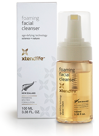 Xtend-Life Foaming Facial Cleanser