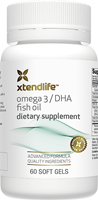 Xtend Life Omega 3 Supplement