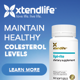 Helps regulate and maintain healthy cholesterol levels.