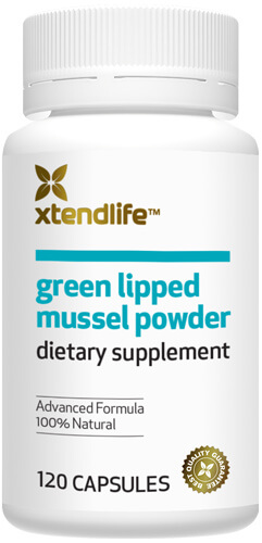 Green Lipped Mussel Supplement