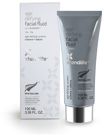 Mens Active Facial Fluid