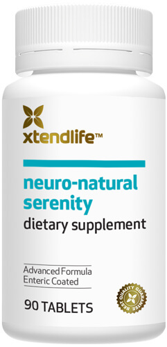 Neuro Natural Serenity Bottle