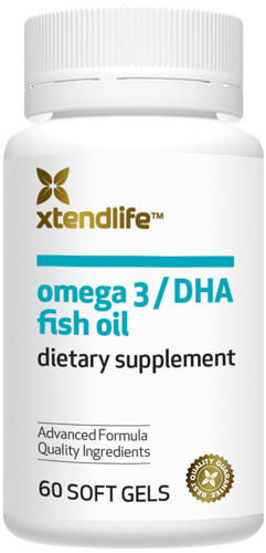 DHA fish oil pills