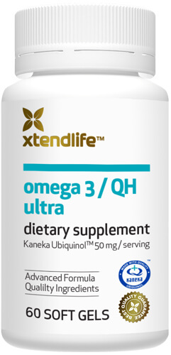 omega3qh Vegan Omega 3 Diet Supplementation