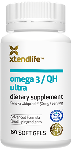 Xtend Life fish Oil QH Ultra