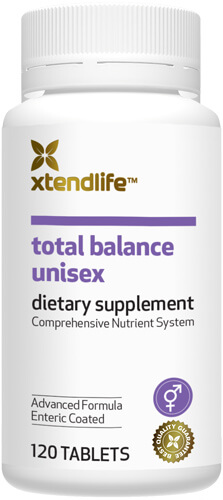 Total Balance natural health supplement