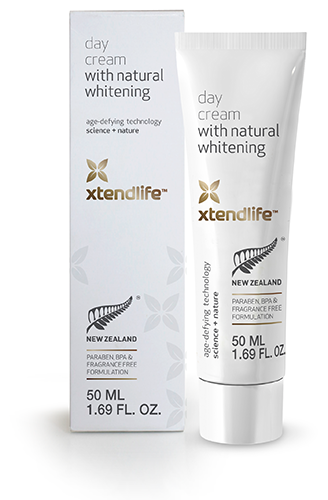 Xtend-Life Natural Whitening Day Cream