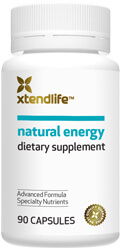 Image for Xtend-Life Natural Energy supplement