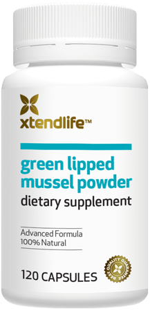 Xtendlife Green Lipped Mussel