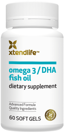 Xtendlife Omega 3 Fish Oil