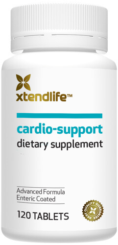 Cardio-Support bottle image