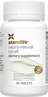 Neuro Natural Recall Supplement