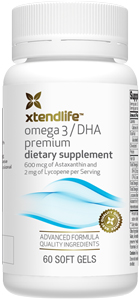 Omega 3 Fish Oil Premium
