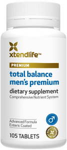 Total Balance Men's Premium Supplement