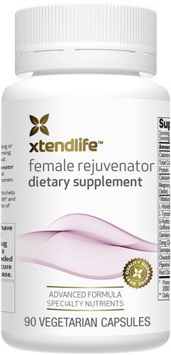 Female Rejuvenator Bottle image