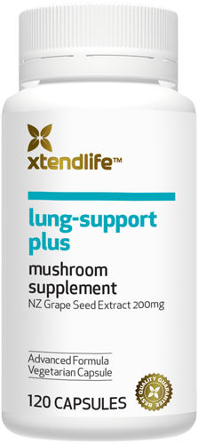 Lung-Support Plus Bottle image