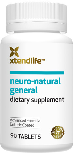 Neuro Natural General Bottle Image