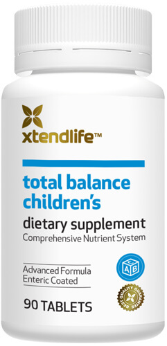 Total Balance Children's