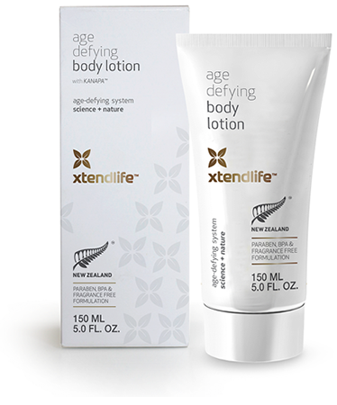 Women's Age Defying Body Lotion